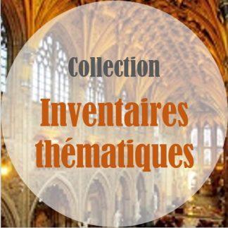 Inventaires thématiques