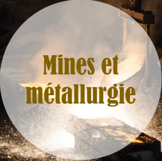 Mines et métallurgie